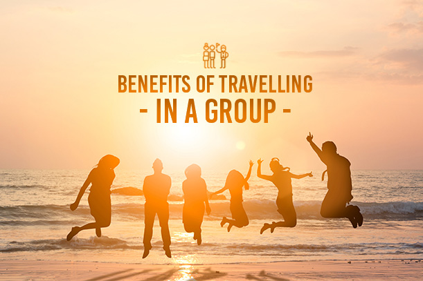 Benefits Of Travelling In A Group Harmonybeaches Travel Agency
